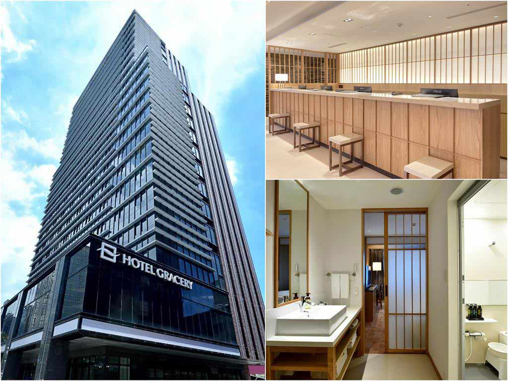 格拉斯麗台北飯店