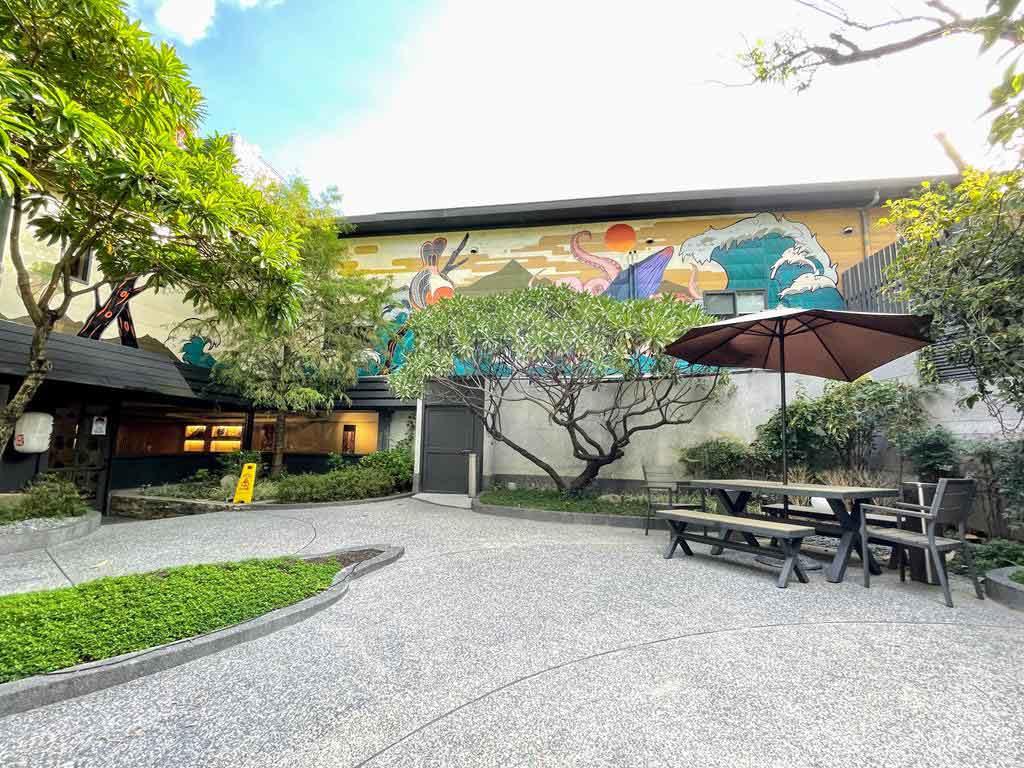 garden-of-Yunoyado-Onsen-Hotspring-Hotel-Deyang