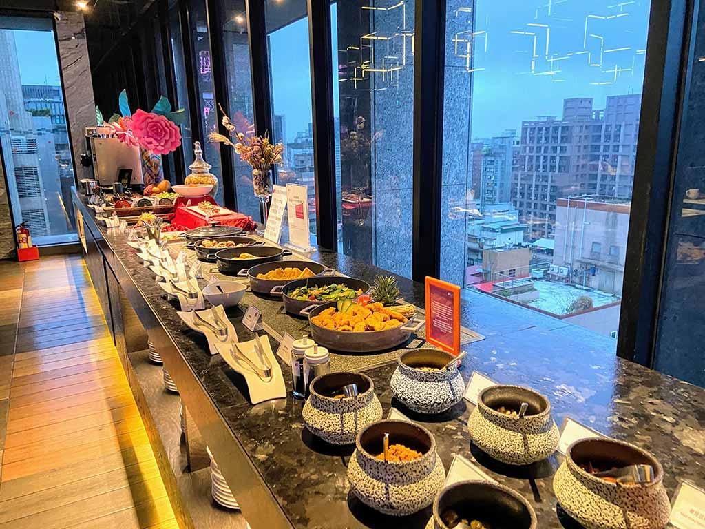breakfast-of-Aloft-Taipei-Zhongshan